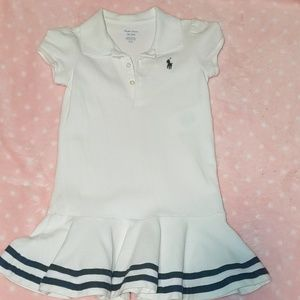 Baby girl Ralph Lauren Dress